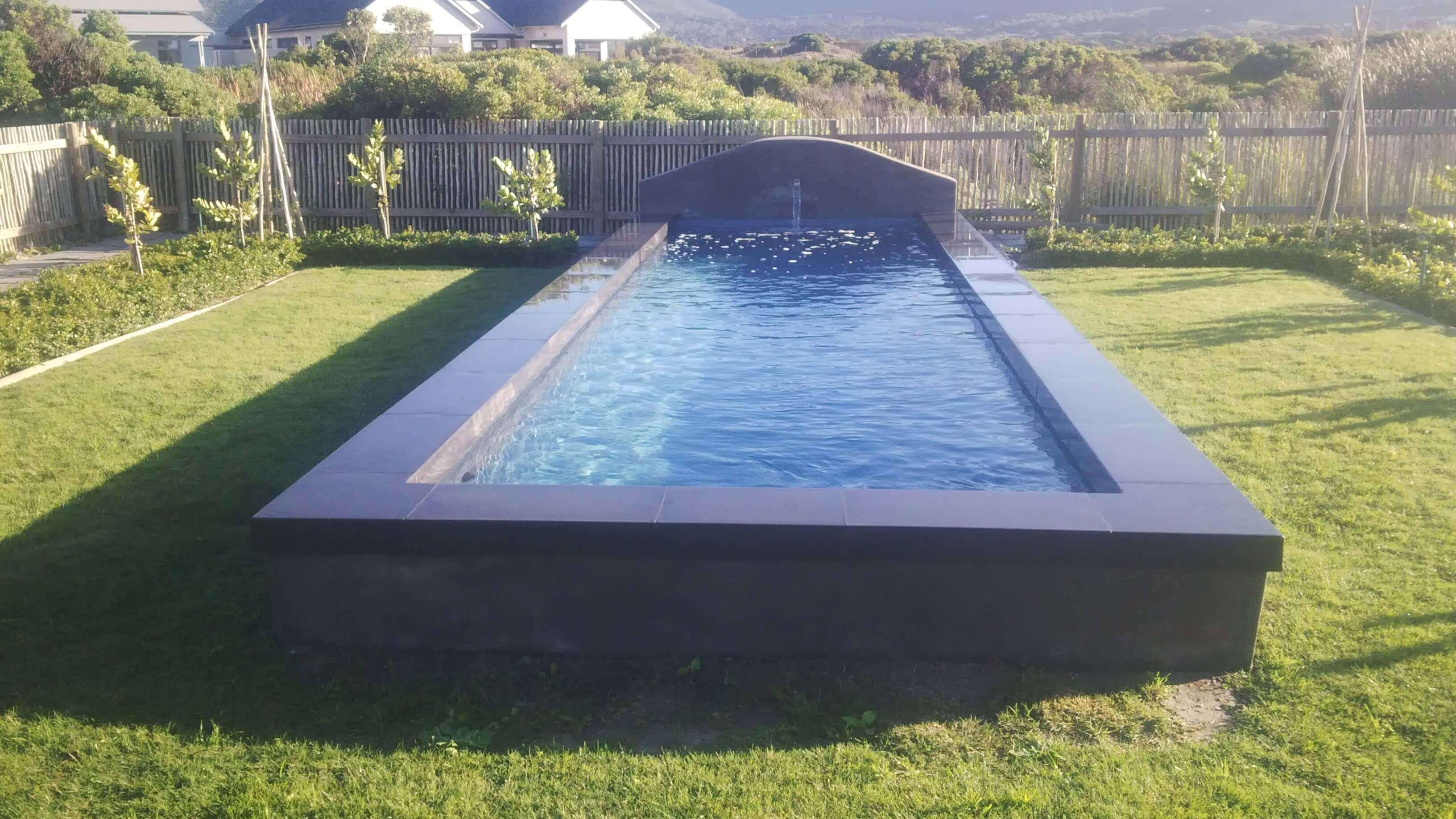 Install Fibreglass Pools Pool Installation Sundance Pools