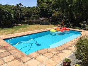 8m Somerset pool blue